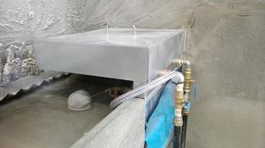 水洗ブース用自動給水装置