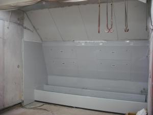 水洗塗装ブース