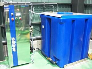 アルカリ電解水生成装置